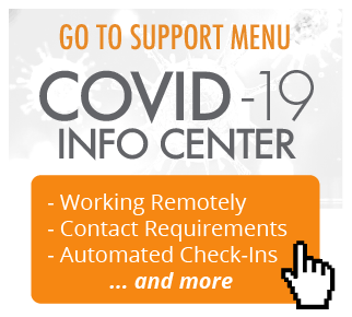 COVID-19 - Learn More in the Support Area
